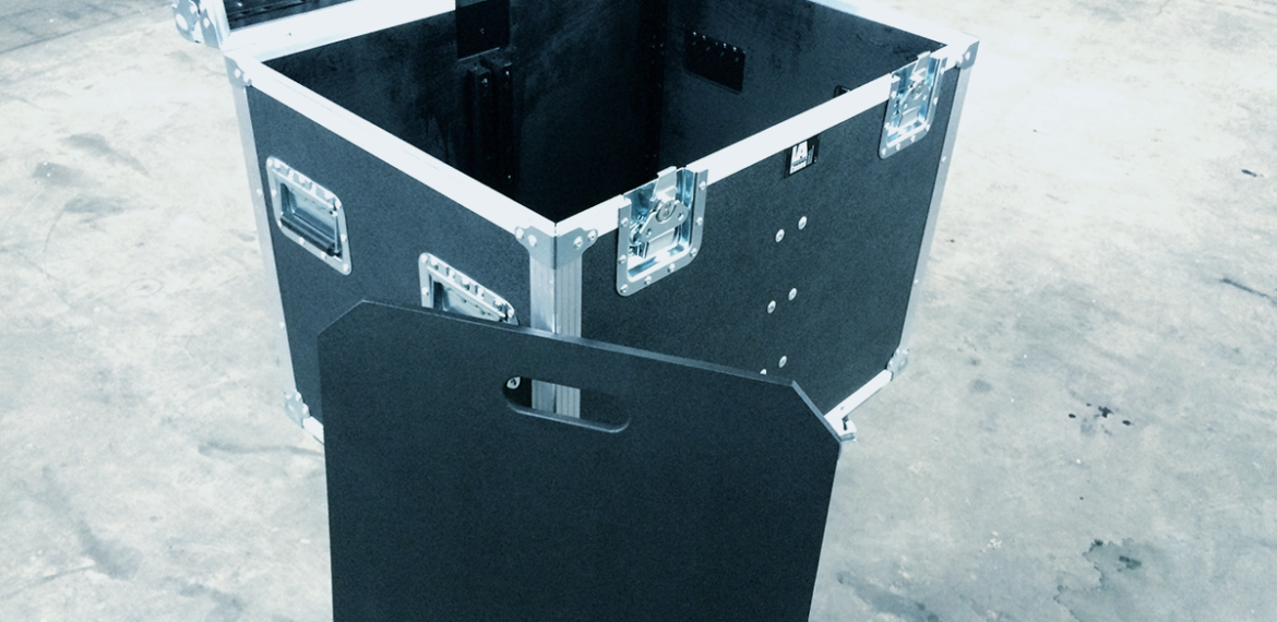 1/3 Pack Trunk w/ Divider